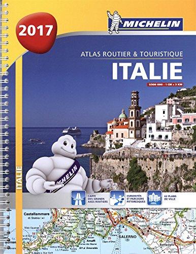 Atlas Italie Michelin 2017 par Michelin