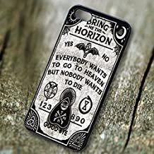 Classy BMTH Ouija Board Black And White for Funda iphone 5 or 5S or 5SE Case I4I6ME