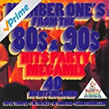 Number One's From The 80's & 90's Megamix