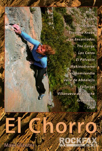 El Chorro (Rockfax Climbing Guide Series) por VV.AA.