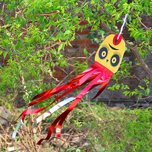 ISOTRONIC Taubenabwehr Vogelschreck Vogelabwehr Vogelvertreiber Tiervertreiber - Vögel Tauben Spatzen Raben Möwen vertreiben (1)