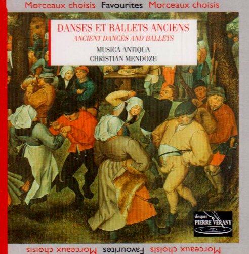 Danses & Ballets anciens