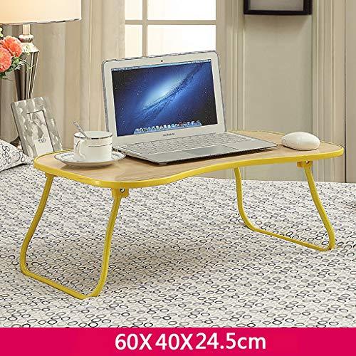 Preisvergleich Produktbild Klappbett Tisch Freizeit Minimalistischen Nachmittag Tee Sofa Kleinen Tisch Lernen Computertisch Kleine Tischgröße: 60 * 40 * 24.5cm (Farbe : A)