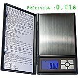 Básculas - Alta precisión - XL - muy precisa : 0,01g - 500g máx