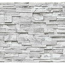 Vliestapete steinoptik grau  Suchergebnis auf Amazon.de für: tapete steinoptik