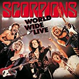 Scorpions: World Wide Live 2LP+CD (50th Anniversary Deluxe Edition) [Vinyl LP] (Vinyl)
