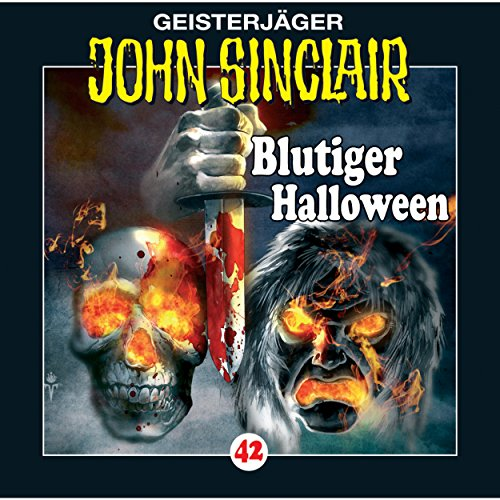Folge 42: Blutiger Halloween (Sinclair John Blutiger Halloween)
