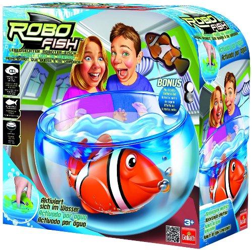 Preisvergleich Produktbild Goliath Toys 32520006 - Robo Fish Spielset