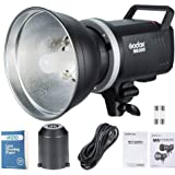 Godox MS300 Compact Studio Flash 300Ws GN58 5600K150ws Bowens Mount Adjustable Modeling Lamp with Built-in 2.4G Wireless Outs