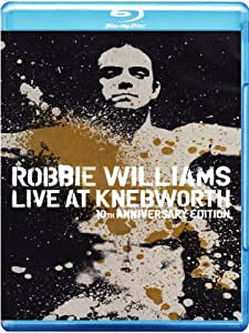 Live At Knebworth 10th Anniversary Edition [Blu-ray] [2013] [Region Free]