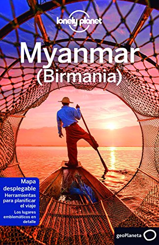 Myanmar 4 (Guías de País Lonely Planet) por Simon Richmond