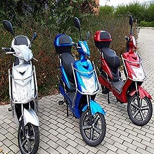 Squalo Biciclo Elettrico Bicicletta Elettrica Motorino Scooter