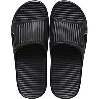 JoWebb Unisex Slip On Slippers for Women/Men Non-Slip Light Weight Flat Slide Sandals Shower Sandals House Soft Flip…