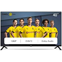 "CHiQ L40G4500 40"" Full HD LED LCD TV,40 Pouces (101cm), titple tunner (DVBT / T2 / C / S2), Lecteur Multimédia Via Port…"