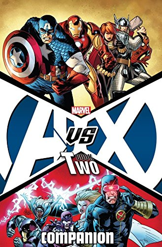 Avengers vs. X-Men Companion Book Two (Avengers Vs X-Men 2) (English Edition)