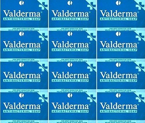 Valderma Soap Bar 100g x 12 Packs by Valderma