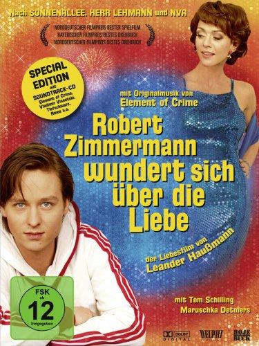 Robert Zimmermann wundert sich über die Liebe (+ Audio-CD) [Special Edition]