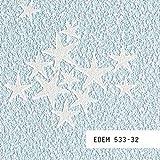MUESTRA de papel pintado EDEM serie 533 | de niños para soñar con estrellas, 533-XX:S-533-32