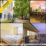 Reiseschein Vales de Viaje - 4 días de Vacaciones Cortas en Berlín en la estación Principal de A&O Berlín, vales de Hotel, vales de Viaje Corto, de Vacaciones, Regalo de Viaje