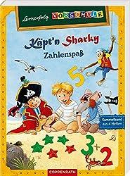 Lernerfolg Vorschule: Käpt'n Sharky: Zahlenspaß