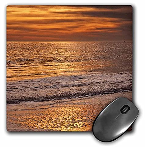 3dRose USA New Jersey Cape May Sunset on Ocean Shore Us31 Bja0017 Jaynes Gallery Mouse Pad