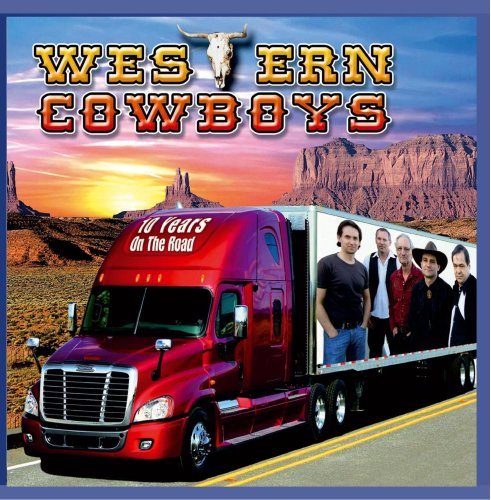 Years On The Road (Western Cowboys)