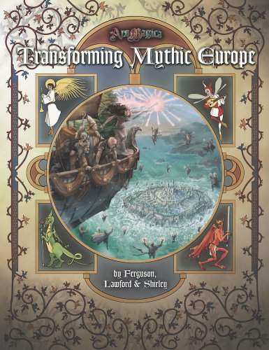 Transforming Mythic Europe (Ars Magica) (Fitness Model Schuhe)