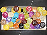 Nescafe Dolce Gusto Coffee Pods Capsules COMPLETE COLLECTION 33 FLAVOURS = 45 PODS