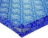 ENERGY COLORS textil-hogar Funda Azul COLCHÓN Cremallera L (105_x_200_cm)