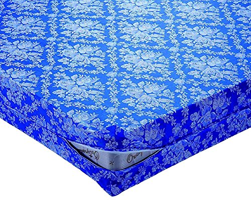 ENERGY COLORS textil-hogar Funda Azul COLCHÓN Cremallera L (135_x_200_cm)