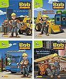 4er Bob der Baumeister 1-4 (Nelson Mini-Bücher)