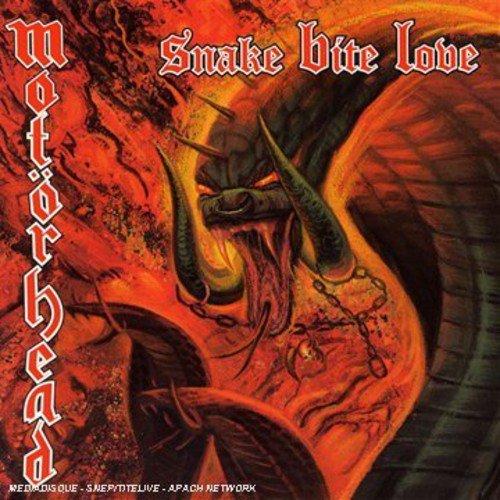 Motörhead: Snake Bite Love (Audio CD)