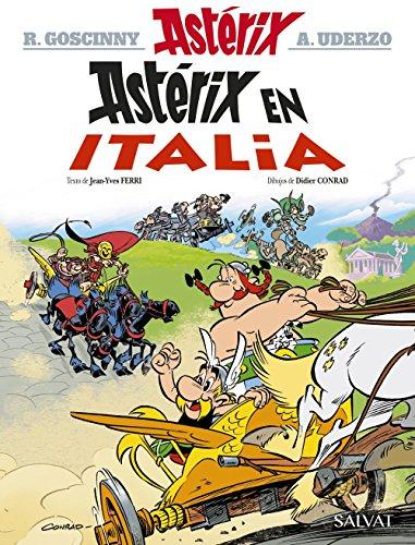 Astérix en Italia (Castellano - A Partir De 10 Años - Astérix - La Colección Clásica) por René Goscinny