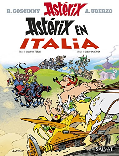Astérix en Italia par René Goscinny