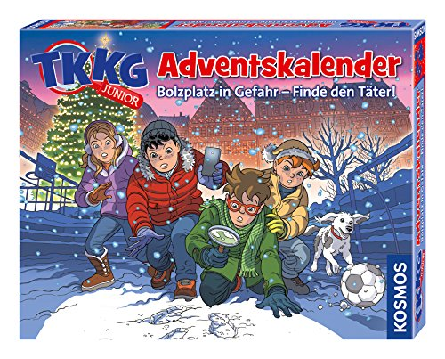 Kosmos 630539 TKKG Junior Adventskalender
