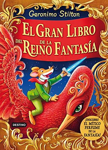 El gran libro del Reino de la Fantasía: ¡Descubre el mítico perfume...