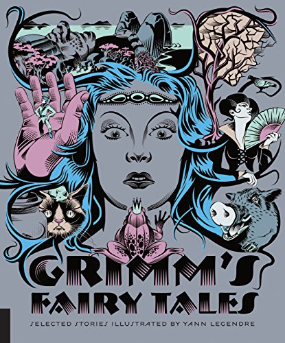 Classics Reimagined, Grimm's Fairy Tales