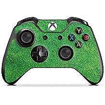 Microsoft Xbox 360 Controller Protector de pantalla Pegatinas Skin de vinilo adhesivo Hierba Césped Hierba pajitas