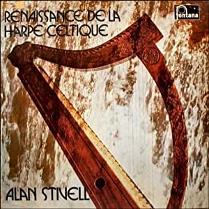 Renaissance De La Harpe Celtique [LP, DE, Fontana 832 948-1]