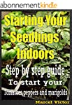 How To Start  Your Seedlings Indoors:...