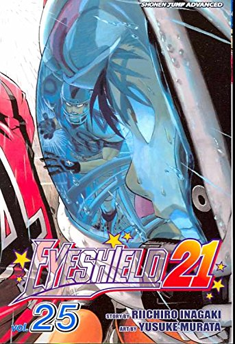 EYESHIELD 21 GN VOL 25