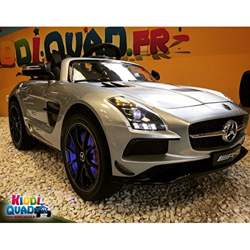 Mercedes Elektroauto mit