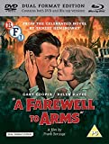 A Farewell To Arms (1932) (Dual Format Edition) [DVD] [UK Import] [Blu-ray] - Gary Cooper, Helen Hayes, Adolphe Manjou