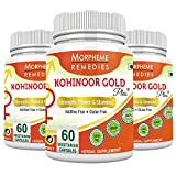 Morpheme Kohinoor Gold Plus 60 Veg Caps ...