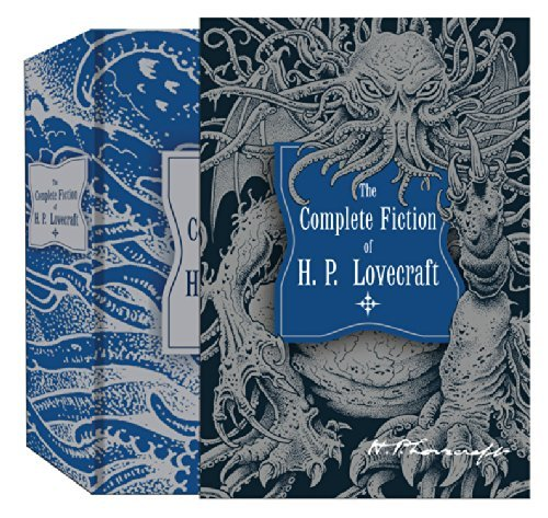 By H P Lovecraft The Complete Fiction of H. P. Lovecraft (Knickerbocker Classics) (Slp) [Hardcover]
