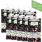 EPHVODI 10 Pack Große Hängenden Luftentfeuchter Taschen für Küchenschrank Bad Kleiderschrank Hygroskopisch Anti-schimmel Feuchtigkeitsfest (29.5 * 16cm, Vogel)