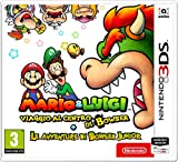 Mario&Luigi Viag.Centr.Bowser+Avv.Bow.Jr