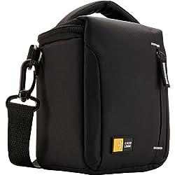 Case Logic TBC404K Housse en Nylon pour Réflex Noir (Import Royaume Uni)