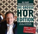 Eckart von Hirschhausen ´Die große Hör-Edition: Die Live-Lesungen zum Mithören und Mitlachen - 4 Spiegel-Bestseller in einer Box: Wunder wirken Wunder - Wohin geht die Liebe, ´ bestellen bei Amazon.de
