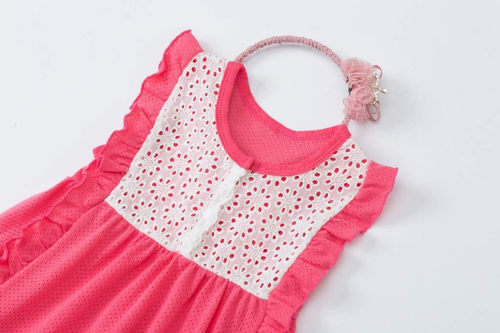 HEETEY - Vestido - para bebé niña 13